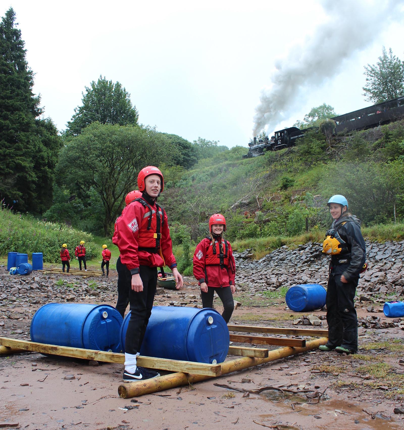 Raft-Building-Challenge