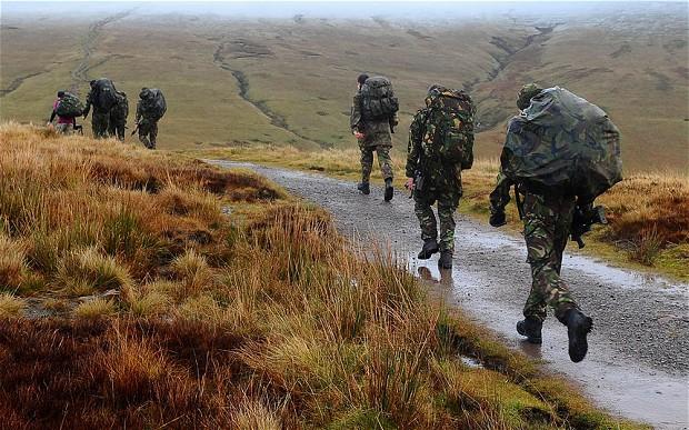 British Military Smaller Image