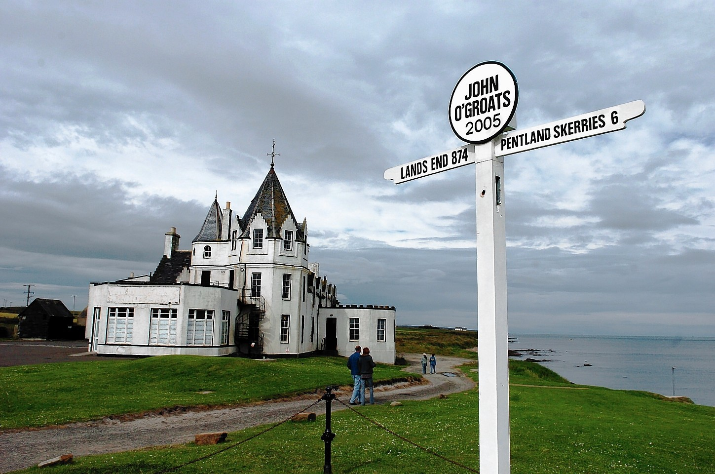 Picture by Sandy McCook   - Inverness 12th August '05